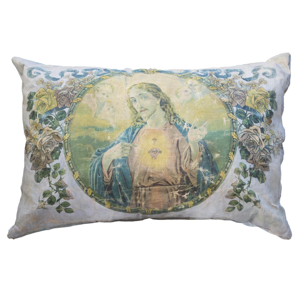 Capezzale orizzontale Sacro Cuore di Gesù by Stefania Boemi