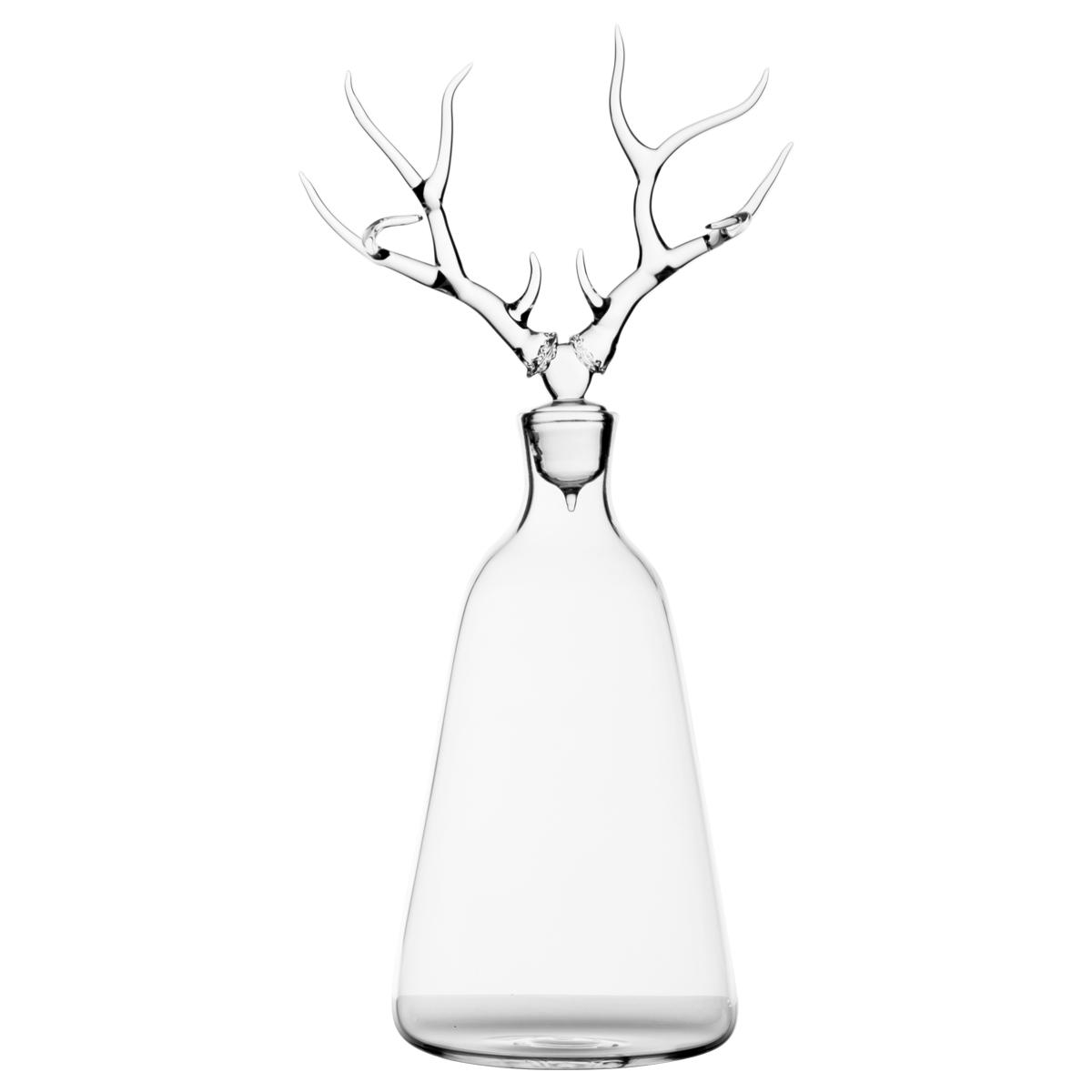 Bottiglia liquore Deer