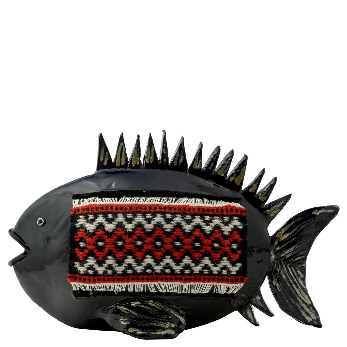 Oggetto design Pesce arazzo