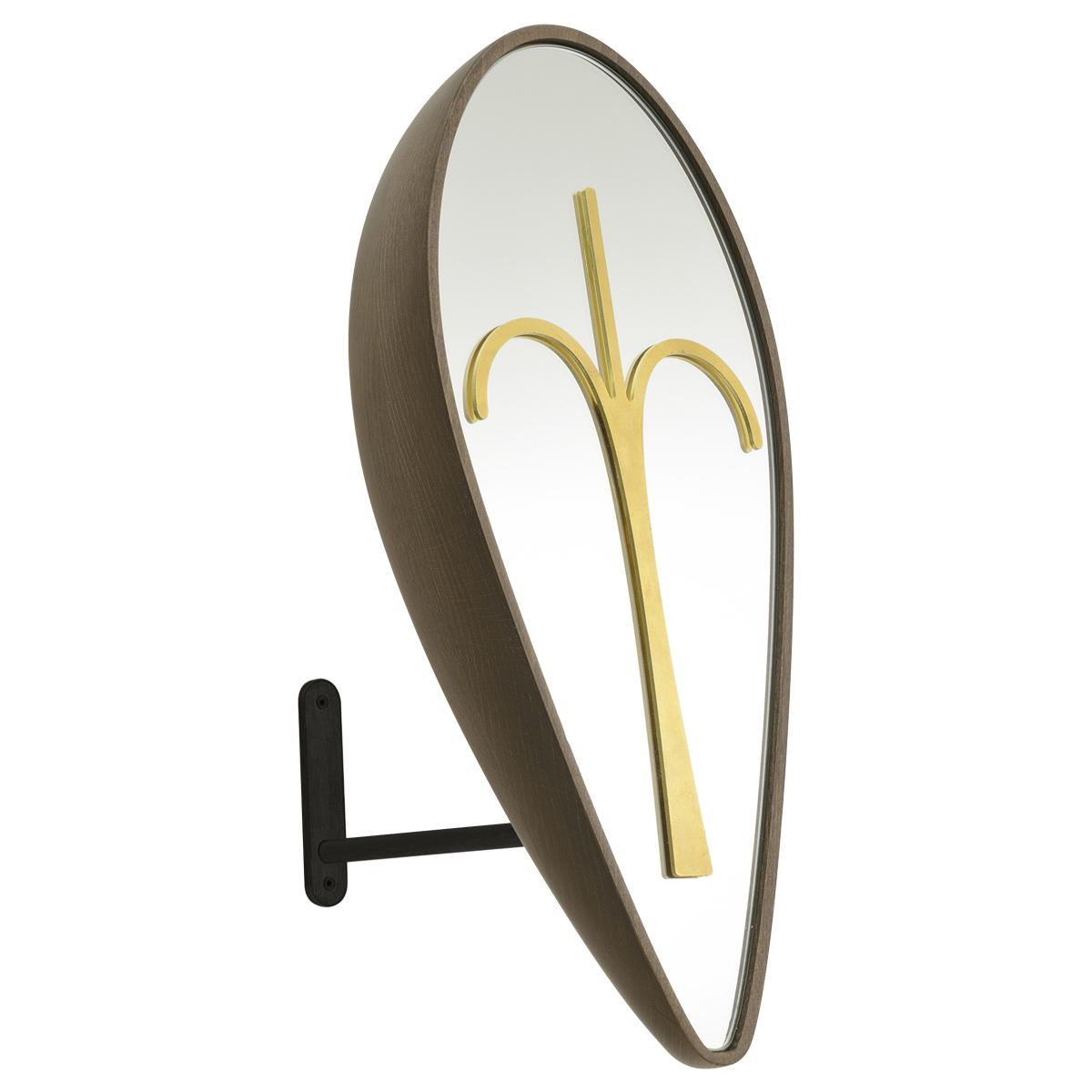 Specchio da parete Bikita