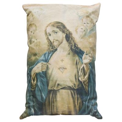 Capezzale verticale Sacro Cuore di Gesù by Stefania Boemi