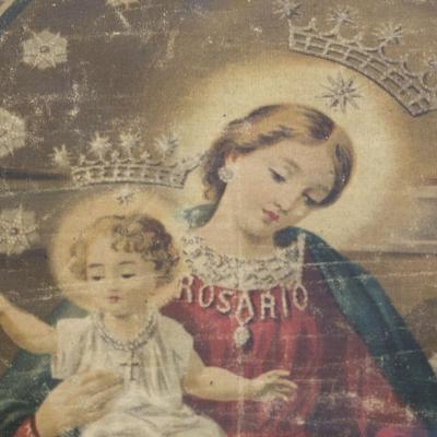 Capezzale Madonna del Rosario by Stefania Boemi