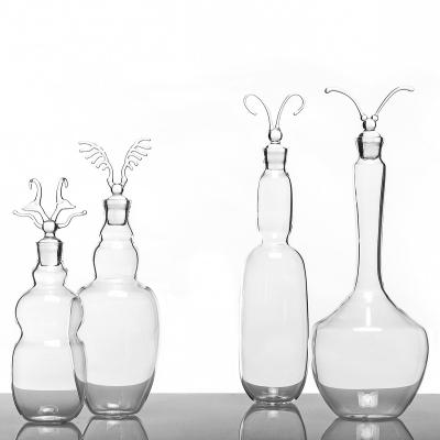 Bottiglia liquore Dicronocephalus Wallichii by Simone Crestani