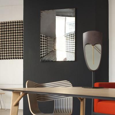 Specchio da appoggio Eze by Colé