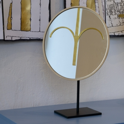 Specchio da appoggio Haua by Colé