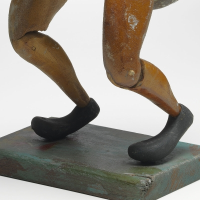 Scultura Atleticus by Stefano Prina