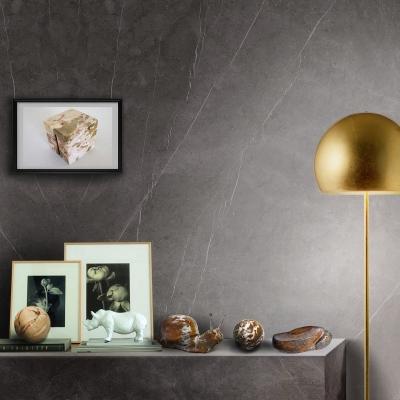 Sfera in marmo nero Marquina by Petram