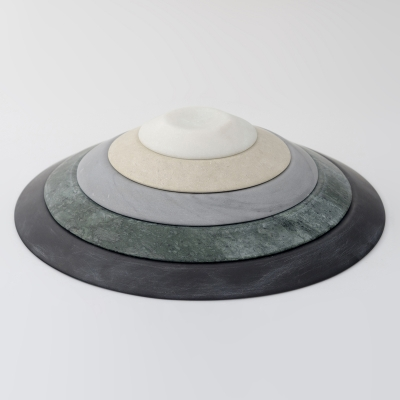Centrotavola Stratigrafica by Gumdesign