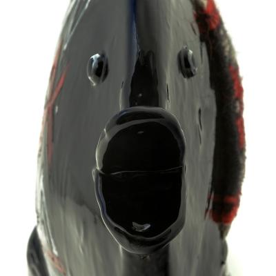Oggetto design Pesce arazzo by Arianna Leoni