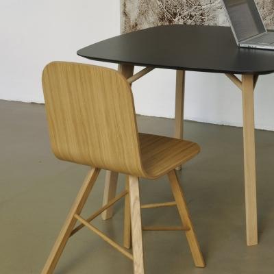 Tavolo quadrato Tria by Colé