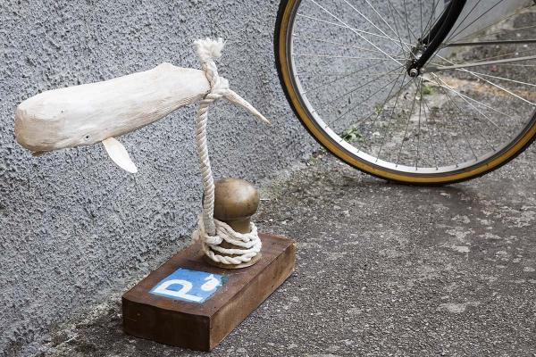 Stefano Prina, sculture in legno e anelli artigianali - Milano